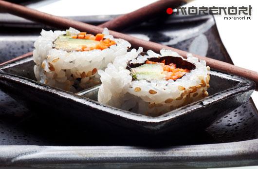Суши – еда для самураев