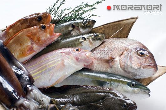 Как выбрать свежую рыбу в магазине