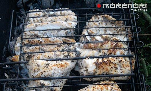 Рыба зубатка рецепты приготовления на гриле домашний сыр рецепты приготовления без яиц