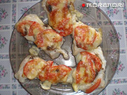 пангасиус запечённый рецепт с фото