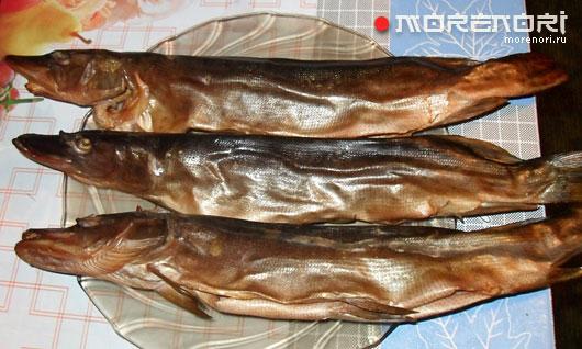 рецепт копченая рыба