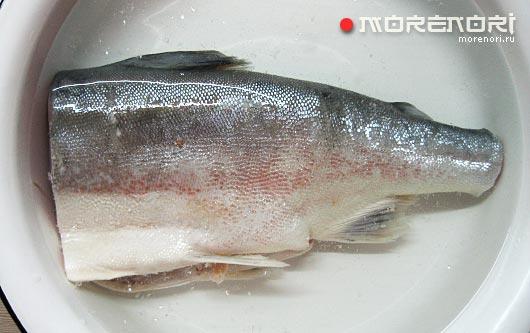 вымачивание рыбы