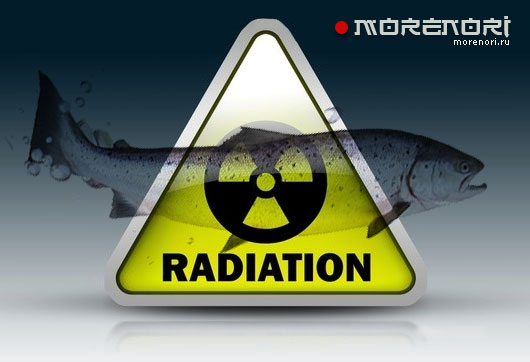 рыба и радиация в Японии