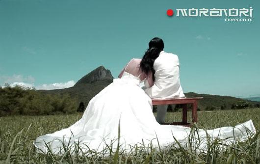японская свадьба