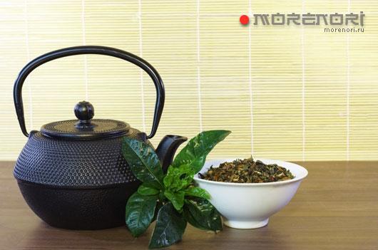 польза чая для здоровья