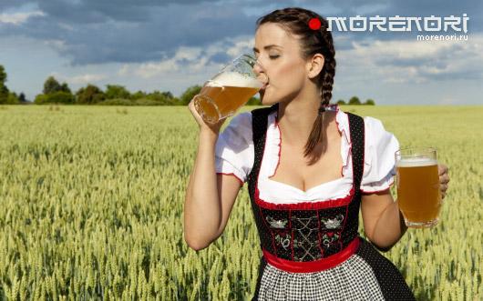 домашнее разливное пиво