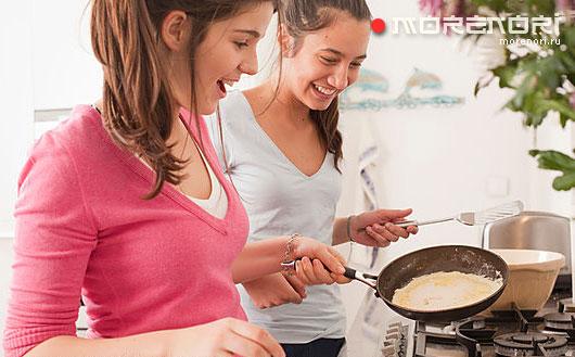 как готовить дома