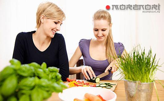 витамины и вегетарианская кухня