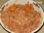 яйцо для рыбных котлет