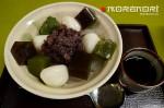 японское блюдо anmitsu