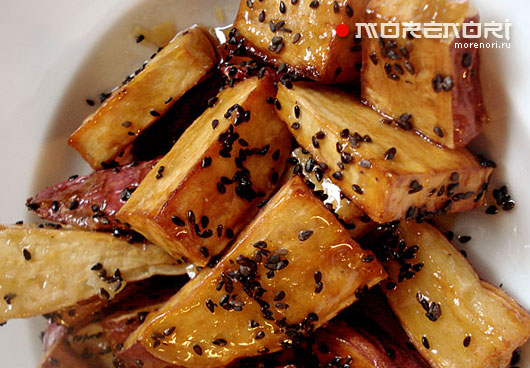 рецепт японского блюда daigakuimo
