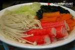 крабовые палочки в супе
