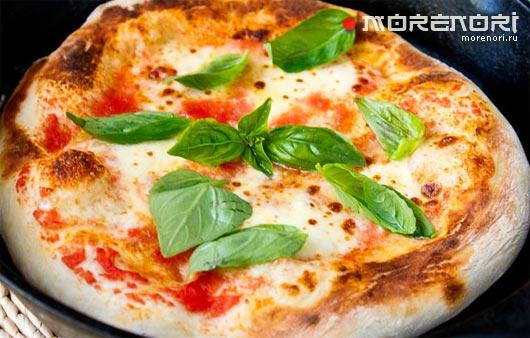 Пицца неаполитанская теста