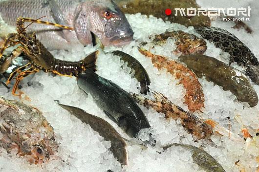 надо кушать рыбу