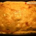 рыбный пирог готов