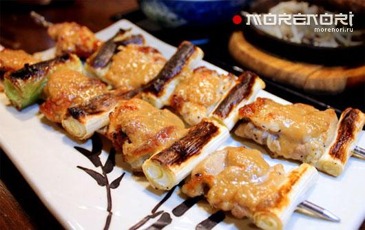 Шедевры кухни Окинавы
