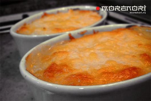 вкусный рыбный пирог