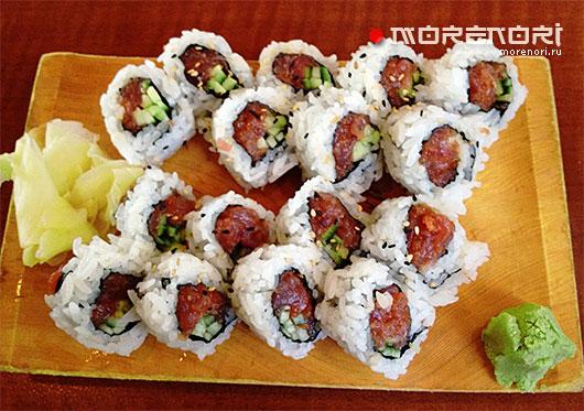 Как отличить качественные суши от несвежих?
