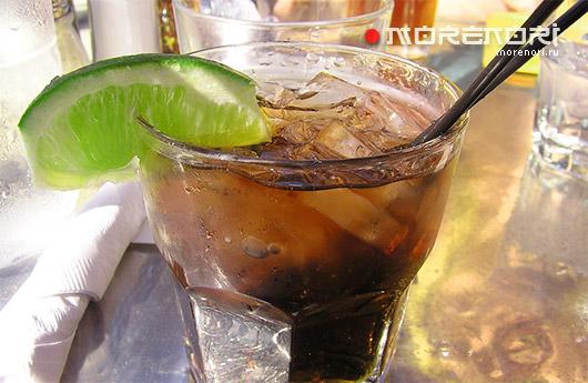 коктейль «Куба Либре»