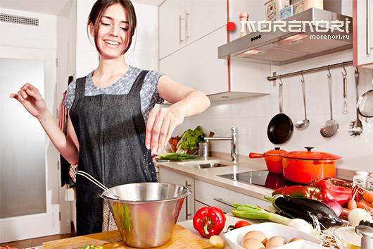 Экономия времени при приготовлении еды
