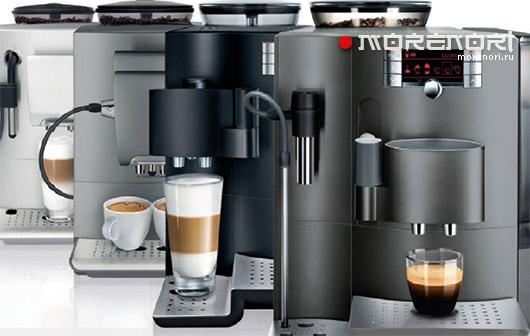 Кофемашины для варки кофе капельного и гейзерного типа
