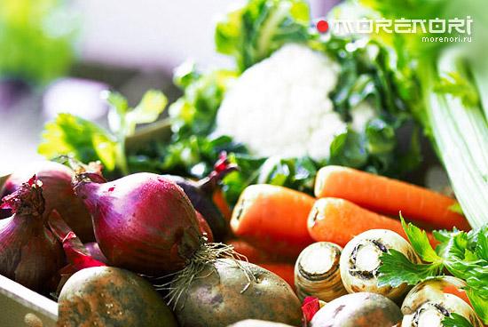 Кулинарные свойства овощей