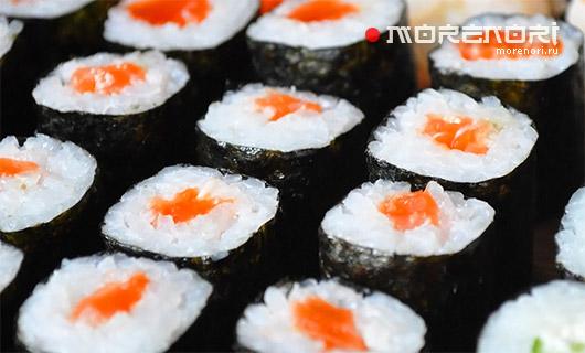 несколько суши