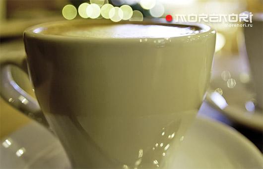 С чем подают кофе