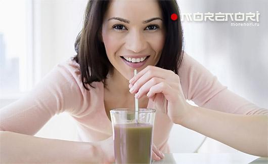 Очищение организма при помощи продуктов питания
