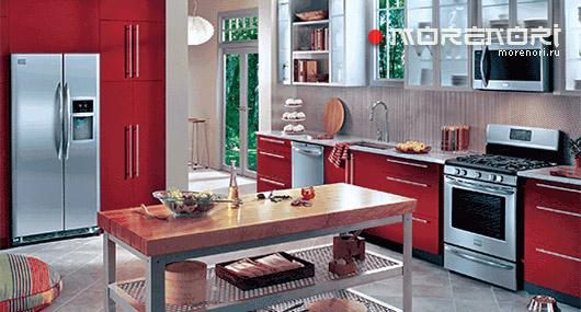 Сколько нужно бытовой техники для кухни