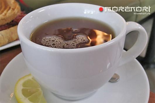 Рождение английского чая