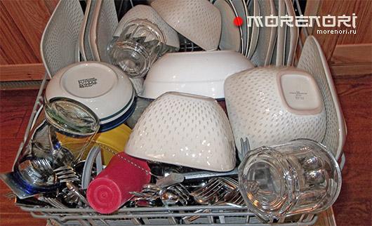 Функциональные возможности посудомоечных машин