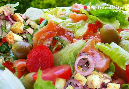 Атлантический салат