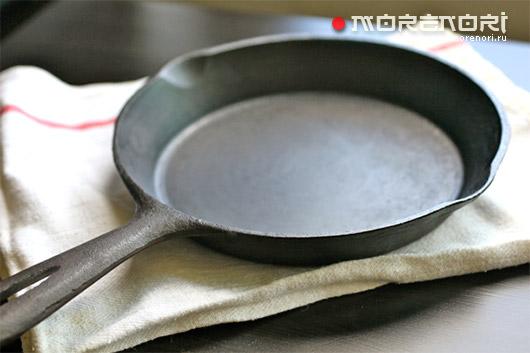 Материал сковороды