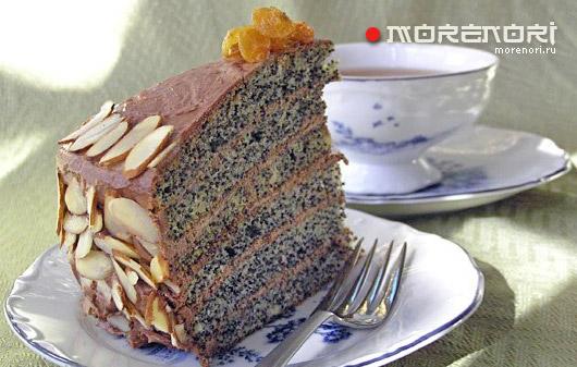 Рецепт «Молодильного» торта