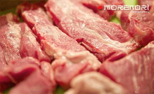 Замораживание и размораживание мяса