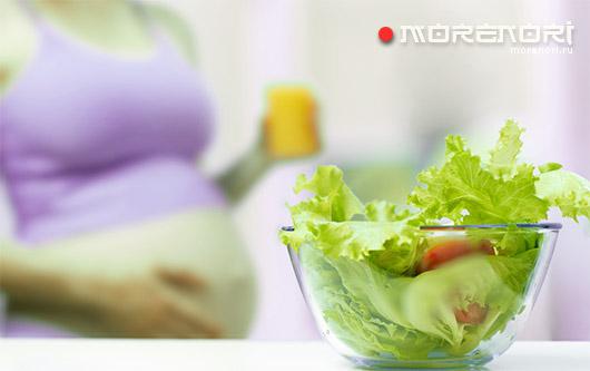 Какие продукты лучше не употреблять беременным