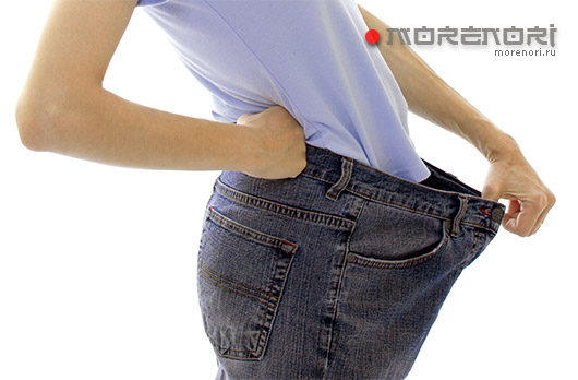 Правила для успешного похудения