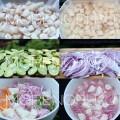 продукты для севиче