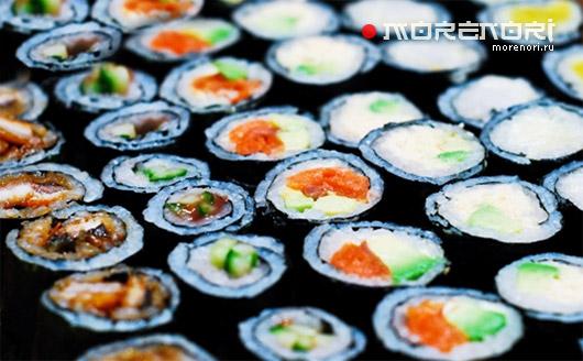 Суши – экскурс в историю