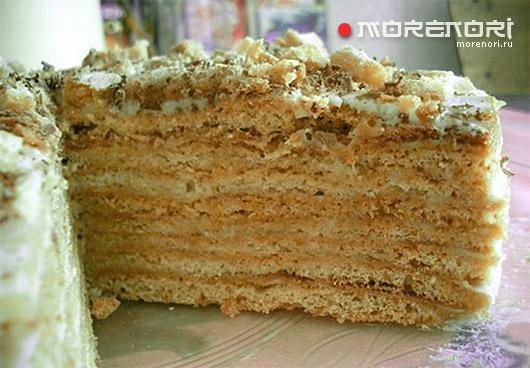 Торт «Мадонна»