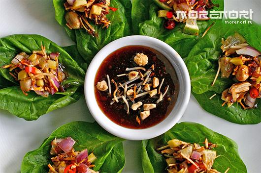 Особенности национальной кухни Таиланда