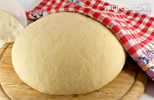 Дрожжевое тесто по рецепту бабушки