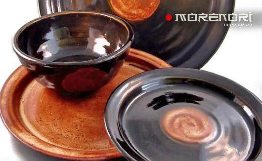 керамическая и глиняная посуда