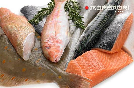 Чем отличаются разные виды рыбы