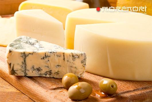 История происхождения сыра