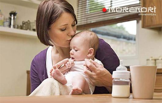 Помощники на кухне для молодой мамы