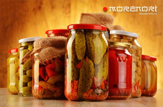 Соление овощей