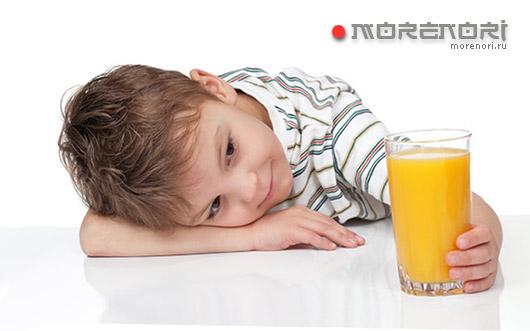 Кормление ребенка без боя