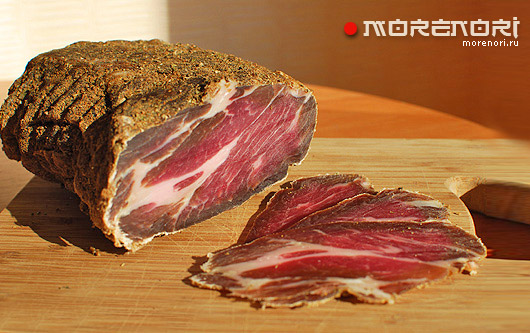 Как приготовить сыровяленое мясо